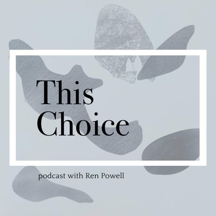 This Choice: Cati Porter