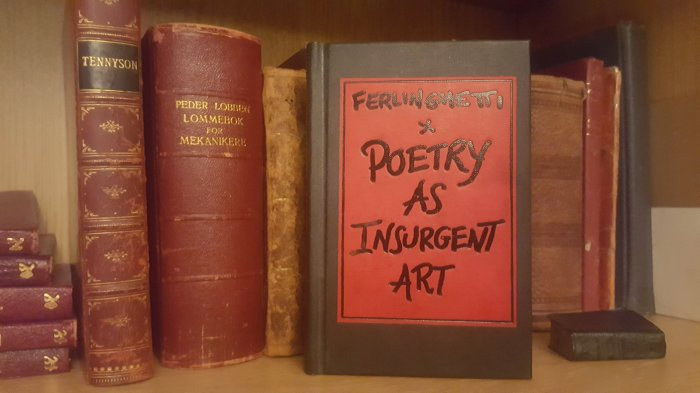 Poetry is the Unknown Guest in theHouse
